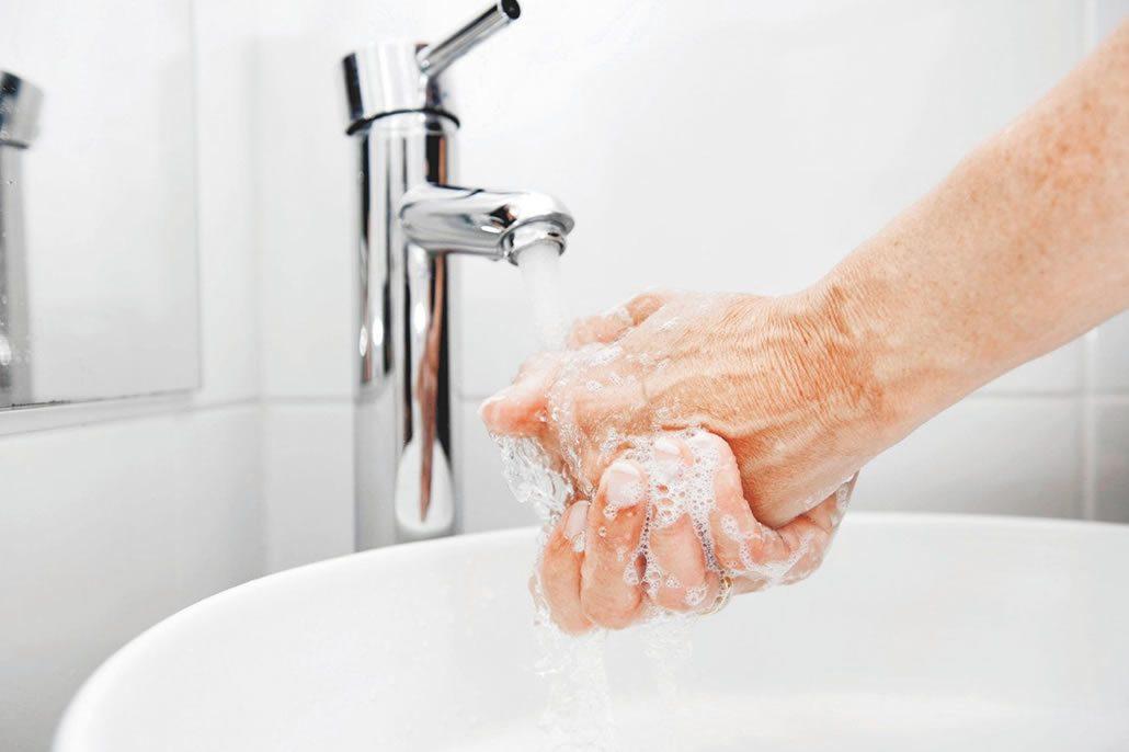 B hm asesores de seguros la importancia de lavarse las manos - Alimentos para ir al bano inmediatamente ...