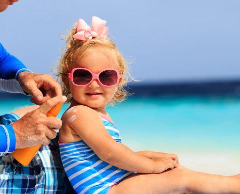 Böhm Asesores de Seguros | Piel al sol: cómo proteger el cuerpo correctamente de los rayos en verano