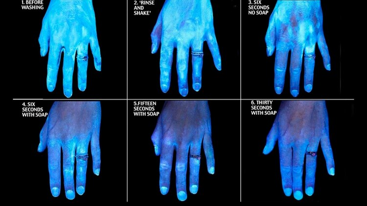 Böhm Asesores de Seguros - Cómo lavarse bien las manos