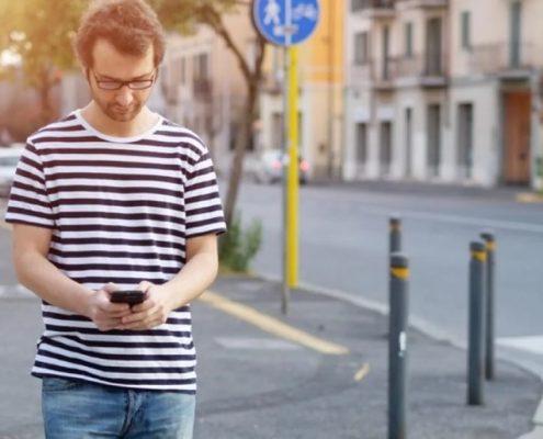 Böhm Asesores de Seguros - Los peatones y la tecnología.